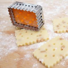 Emporte-pièce poussoir Petit Beurre