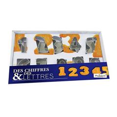 Emporte-pièces 10 Chiffres
