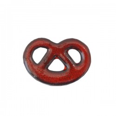 Magnet Bretzel en céramique