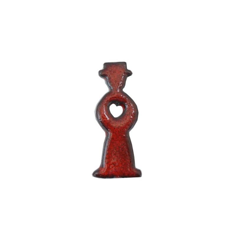 Magnet Alsacien en céramique