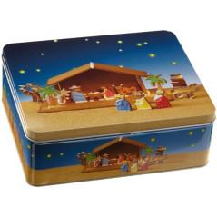 Kit Emporte-pièces Crèche de Noël