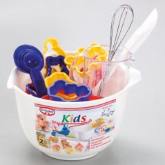 Kit Pâtisserie Enfant 11 Pièces