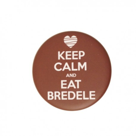 Magnet Keep Calm and Eat Bredele