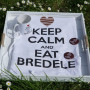 Lot Keep Calm and Eat Bredele