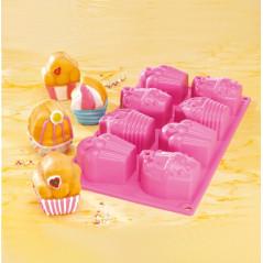 Moule à Cupcakes