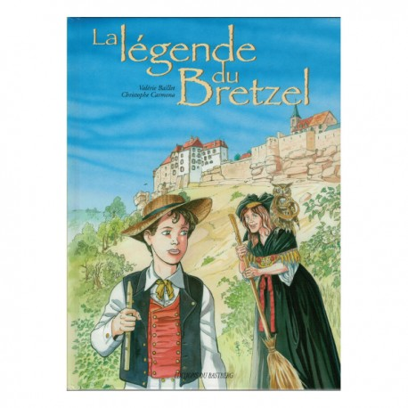 La Légende du Bretzel
