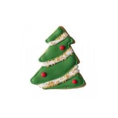 Emporte-pièce Sapin de Noël décoré