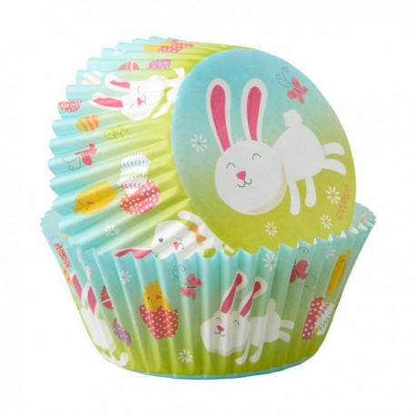 Caissettes à Muffins pour Pâques