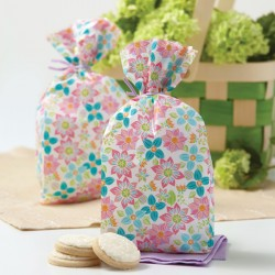 Sachets décor Printemps (lot de 20)