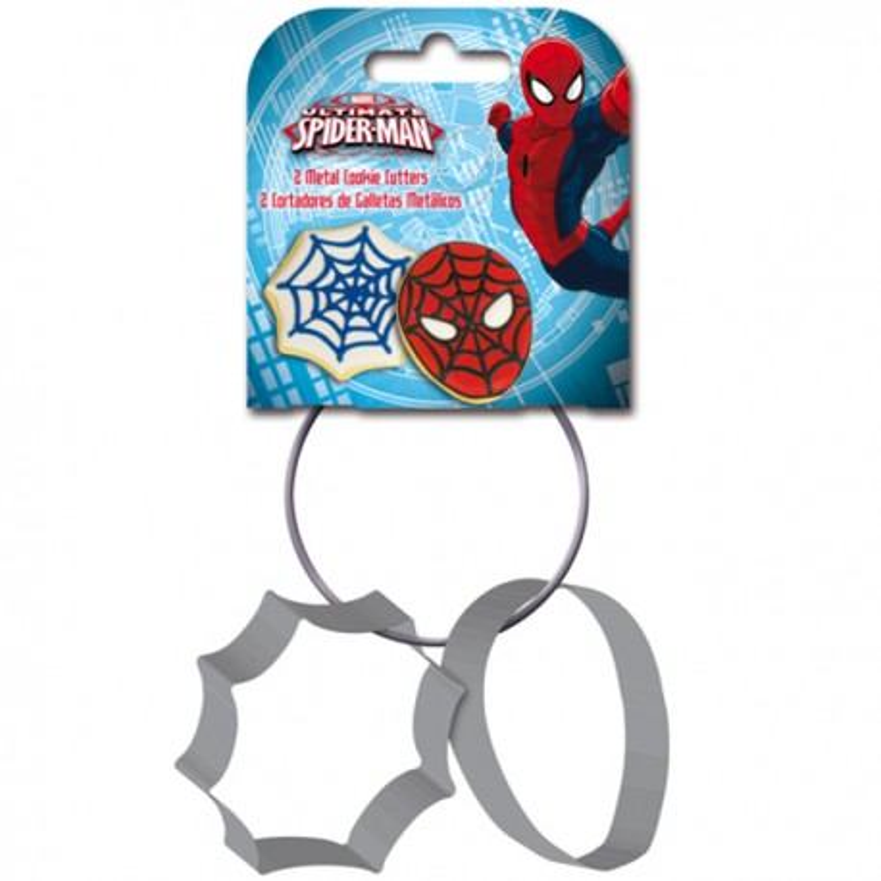 Emporte-pièces Forme Spiderman