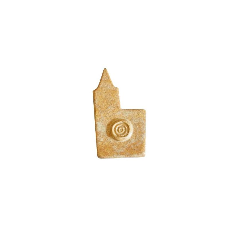 Magnet Cathédrale de Strasbourg en céramique