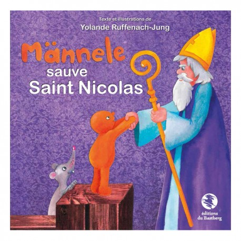 Männele sauve Saint-Nicolas