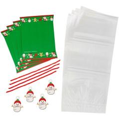 Kit Sachets Petit Bonhomme de Noël