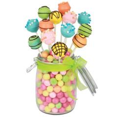 Bâtonnets pour Pops cakes et Sucettes