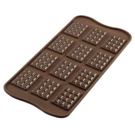 Moule à Chocolat Mini Tablettes