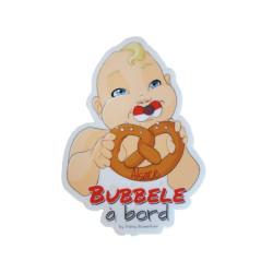 Stickers Bébé alsacien à bord