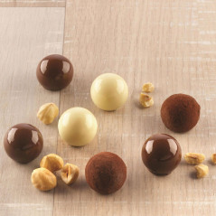 Moule à Chocolat Bille