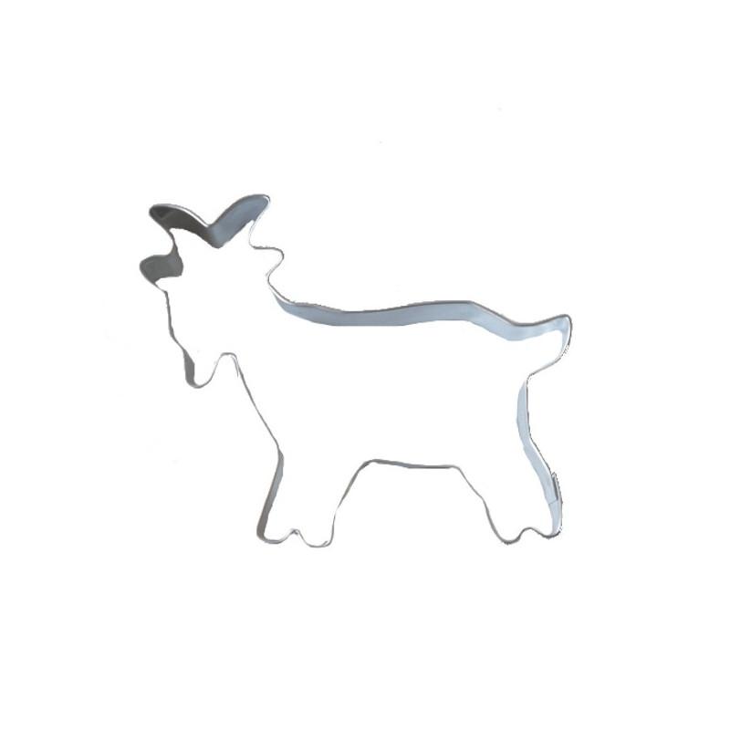 Emporte-pièce Chèvre