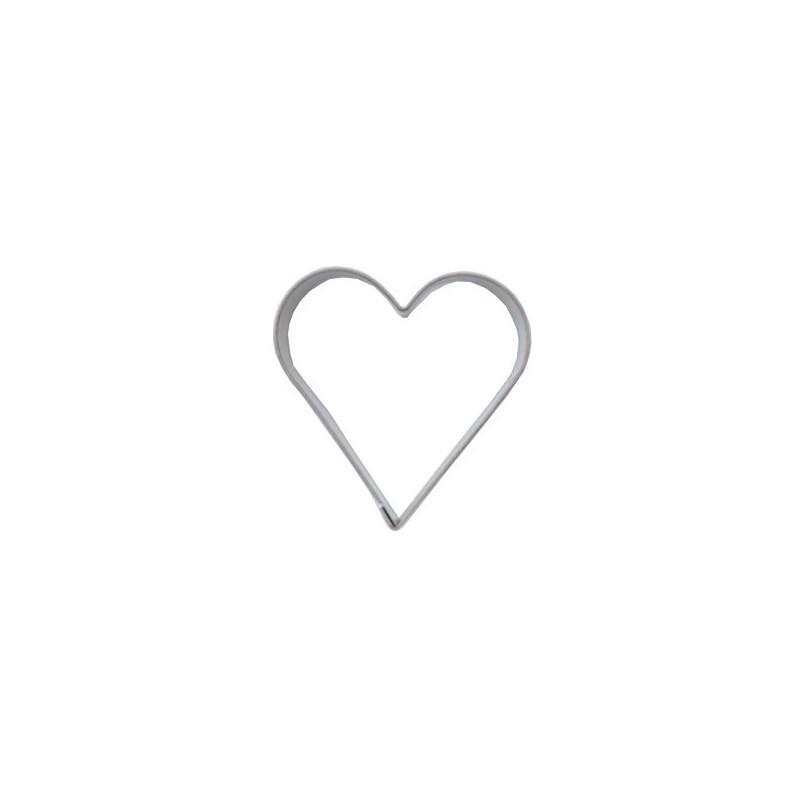 Emporte-pièce Coeur Base