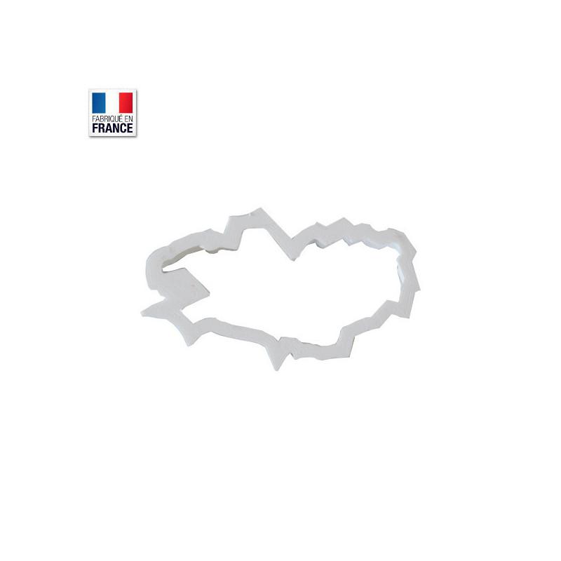 Emporte-pièce Carte Bretagne