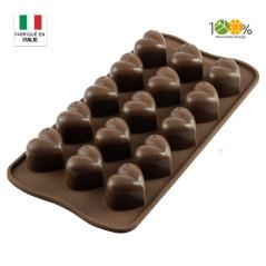 Moule à Chocolat Coeur