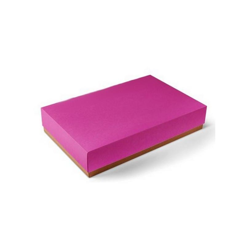 Boite cadeau en carton pour emballer emporte pi ces et - Patron boite en carton rectangulaire ...