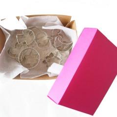 Box emporte-pièces classiques