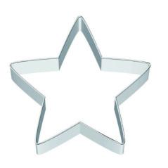 Emporte-pièce étoile 5 branches