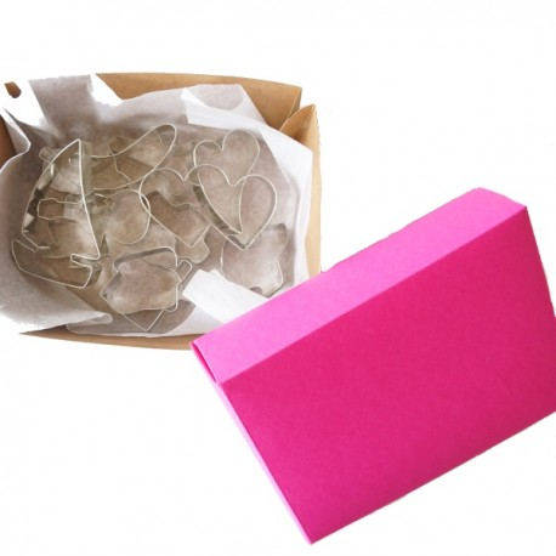 Box emporte-pièces originaux