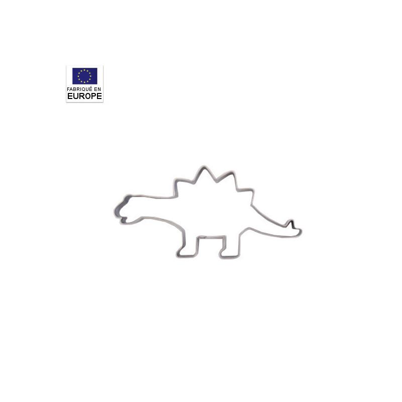 Emporte-pièce Dinosaure Stégosaure