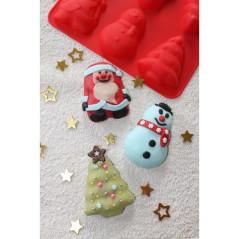 Moule formes de Noël