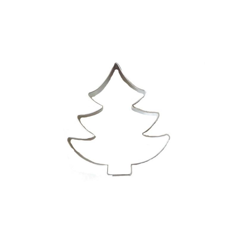 Emporte Piece Sapin De Noel Découpoir Sapin de Noël 5 cm   Emporte pièce de Noël en fer blanc