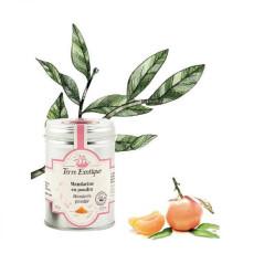 Mandarine en poudre