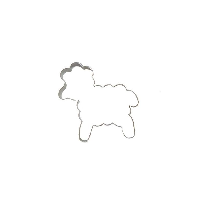 Emporte-pièce d/'agneau 6,5 cm emporte-pièce citadins