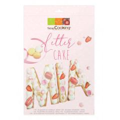 Gabarits Letter Cake