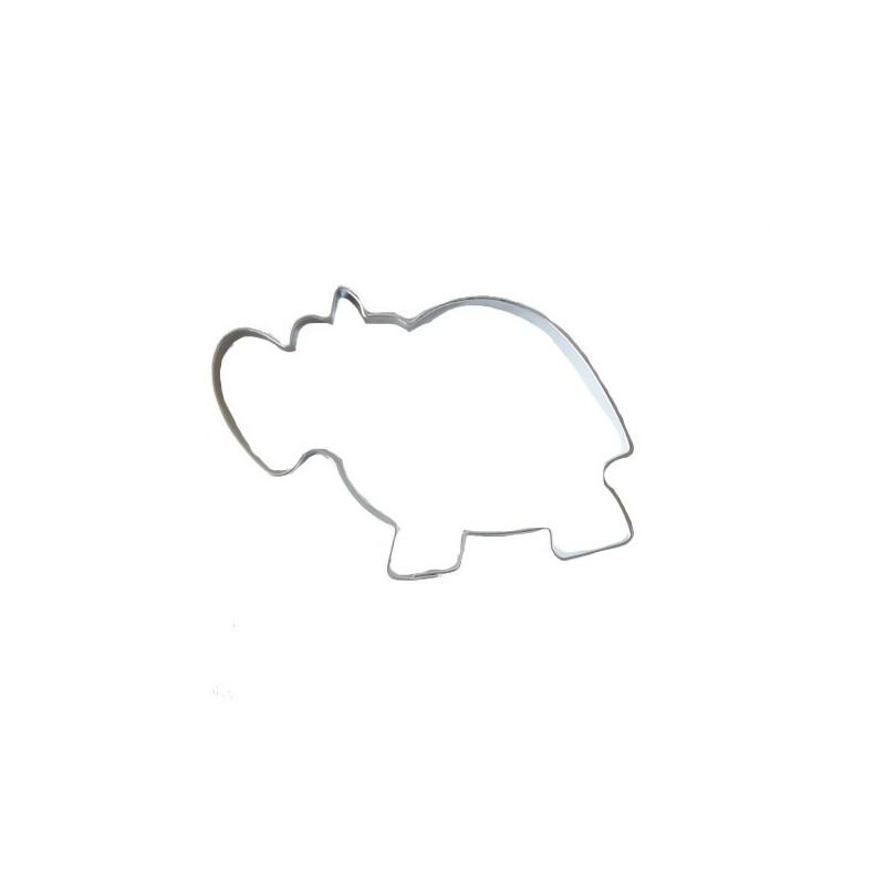Emporte-pièce Hippopotame