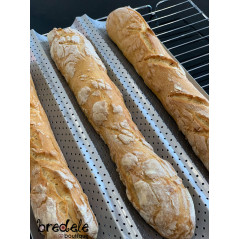 Moule 3 baguettes antiadhésif