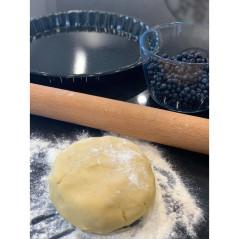 Rouleau à pâtisserie - Sans Poignées - En bois