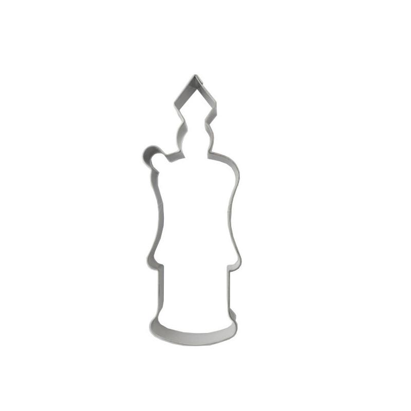 Emporte-pièce Saint-Nicolas 16 cm