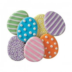 Emporte-pièces de Pâques (Lot de 4)