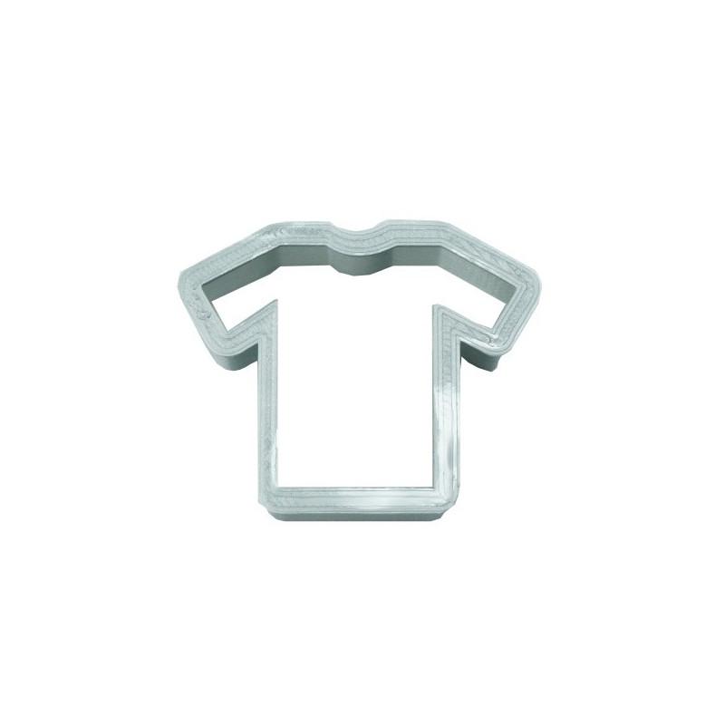 emporte pi ce tee shirt d coupoir en plastique pour p tisserie. Black Bedroom Furniture Sets. Home Design Ideas