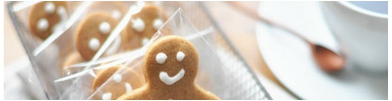 Emballages pour pâtisserie - sachets alimentaires, boites en fer blanc