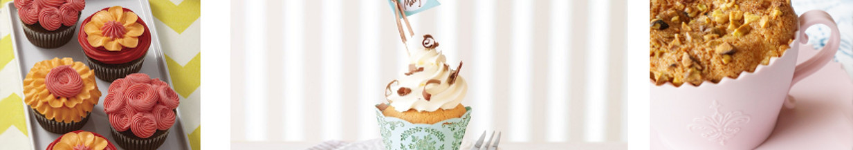 Moules à Muffins et Cupcakes